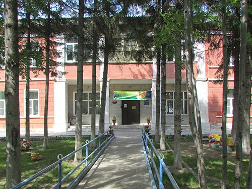 Фотография здания детского сада